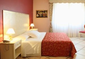 Camere e Servizi - Hotel Monna Lisa a Vinci